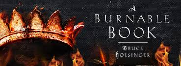 Book Review: A Burnable Book